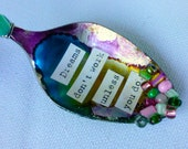 Beaded Spoon: Dreams Don't Work Unless You Do