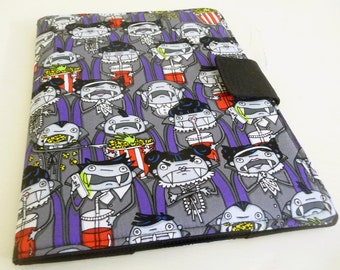 Book Style iPad 2 Cover, Vampires at the Movies