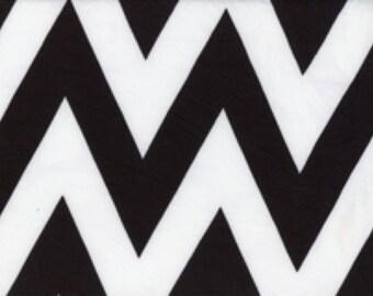 chevron knit zig zag wide