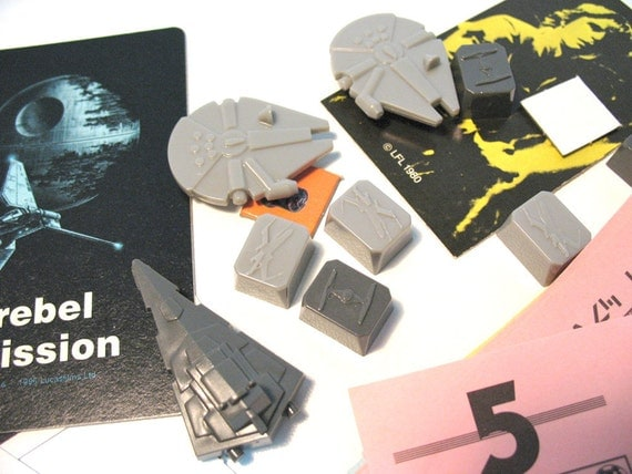 RESERVED FOR ALEX - Star Wars small set