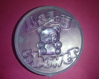 Blue Baby Shower Glycerin Soap