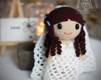 Bride Diane, Amigurumi Wedding Pattern
