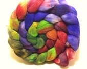 Galatea 2 - Merino/silk top roving fiber for spinning