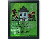 Home Sweet Home Print - h...