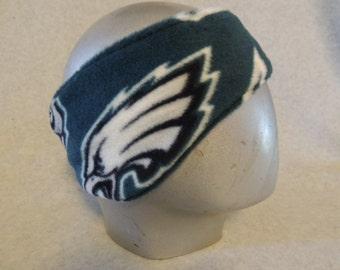 Adult Fleece Ear Warmers Muffs Philadelphia Eagles