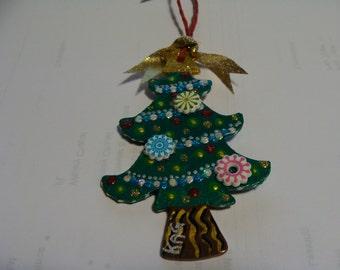Christmas Tree Ornament - Think of Christmas Gifts