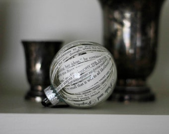 LIMITED - Pride and Prejudice Ornament (1)
