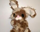 Stuffed Bunny Rabbit Scruffy