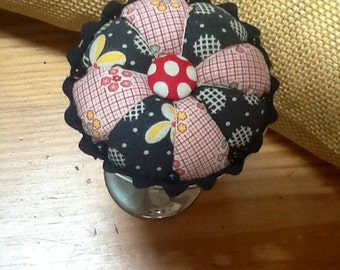 Vintage style pincushion pin cushion