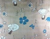 Japanese Cotton Fabric - Sweet Girl
