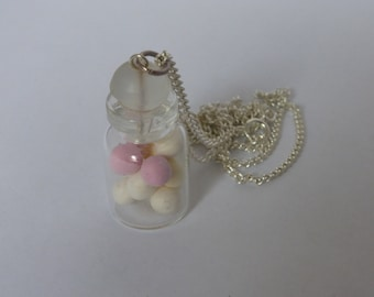 Bon Bons Candy Jar Necklace