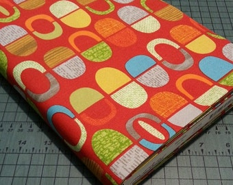 Sale - Mod-Century half pods fabric - three variations