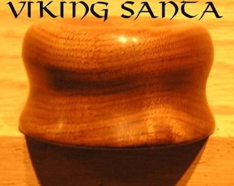 Viking Santa Supported Spindle Bowl  (EDS0683)
