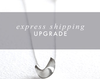 priority express shipping upgrade