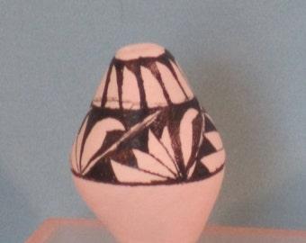 Handmade OOAK miniature pottery jug  #19
