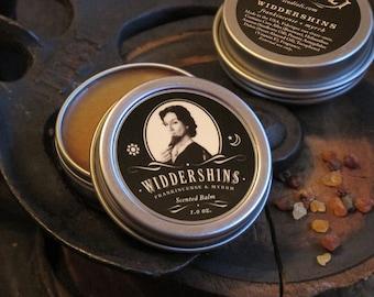 Widdershins - Frankincense and Myrrh Scented Balm