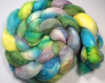 Dragonfly - handdyed top BFL 3.5 oz