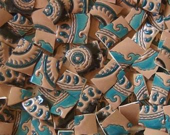 Mosaic Tiles---Mandala---100 Tiles