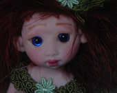 Fairy Fairies Fae pixie elf Angel OOAK Fantasy Art Doll By Lori Schroeder 211FF