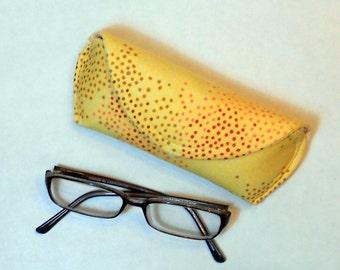 Eyeglass Case or Sunglass Case - Sunny Spots