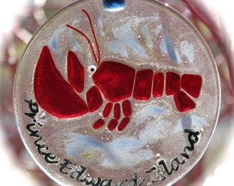 Lobster Sun Catcher Pattern