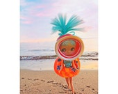 blythe doll print aceo size ENDLESS SUMMER