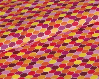 SALE Jewels - New Leaf Collection - organic cotton fabric by Daisy Janie