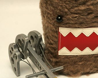 Cozy Crag Critter, Hand Crafted Chalk Bag and Belt, Rock Climbing