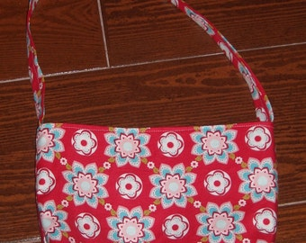 Sugar and spice toddler purse
