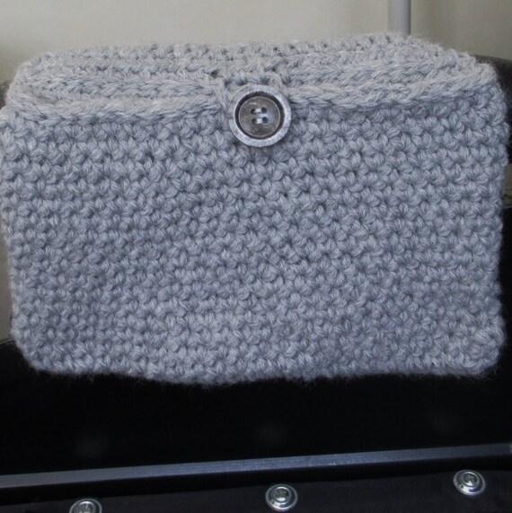 Crochet Patterns For Walker Bags : Walker Bag Wheelchair Bag Walker Crocheted