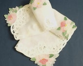 Vintage Roses lace centre table organza runners