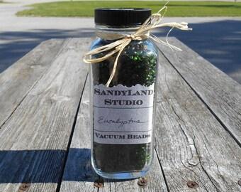 Eucalyptus Vacuum Beads Air Freshener Aroma Beads Sachet Rustic