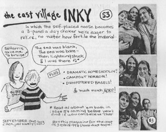 East Village Inky, Issue No. 53