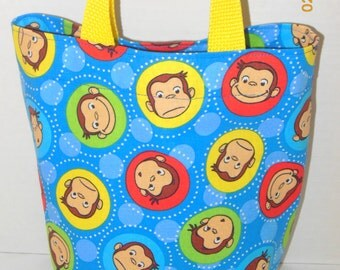 Curious George Tote/Gift Bag