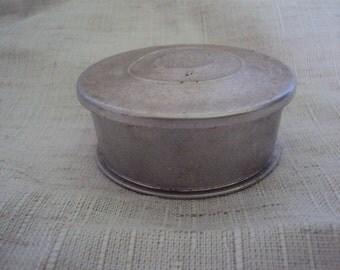 Vintage Aluminum Travel Cup