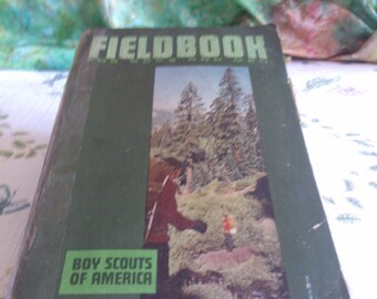 Fieldbook for Boys and Men by Boy Scouts of America