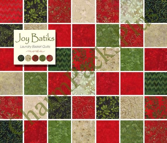 Christmas Layer Cake Fabric