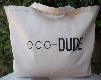 Mens Market Bag - Eco-Dude