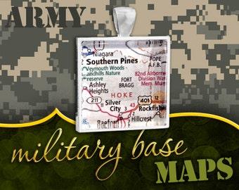 U.S. Army Pendant: Fort Bragg