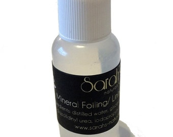 Mineral Foiling/ Lining Medium (0.5 ounce bottle)