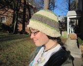 Striped Woolen Hat