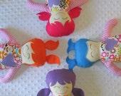 Custom Order Large Handmade Baby Doll