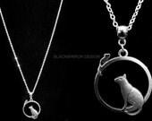 Cat and Mouse in the circle Jewelry cat collection 2014