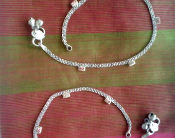 Authentic Indian Anklet 1 or pair