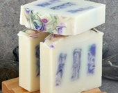Plumeria Scented Decorative Soap with Embeds