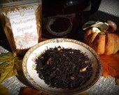 Autumn Spice Tea, Spiced Tea, Vermont Autumn Tea, Black Tea, Loose Leaf Tea, Flavored Tea Blend