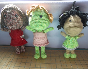 Hapa Kids Dolls, we are a mix of our past, unique in our own way, colorful and fun!