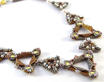 Serval Necklace Beading Kit