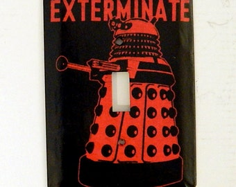 Dalek Switchplate