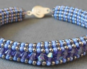 crystal beaded braclet
